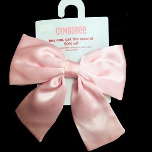 🎀 GYMBOREE WINTER PRINCESS NWT PINK BOW 🎀